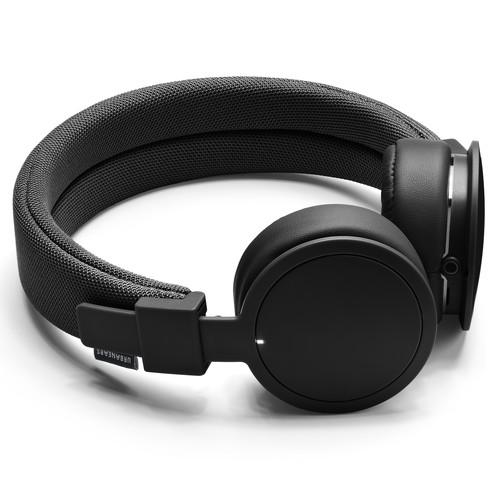 Urbanears Plattan ADV Bluetooth Wireless Headphones (Black)