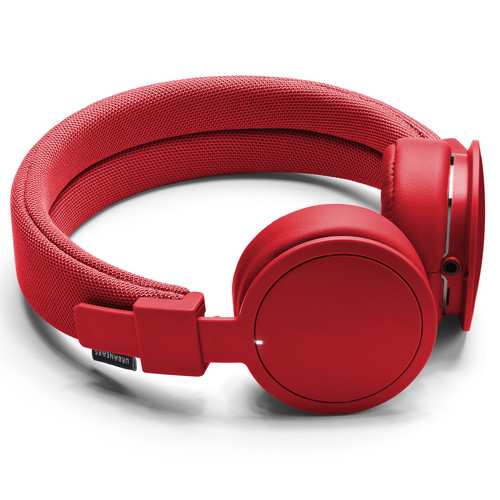 Urbanears Plattan ADV Bluetooth Wireless Headphones (Tomato)