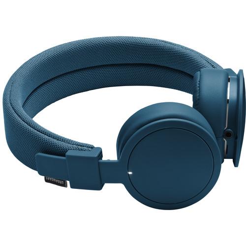 Urbanears Plattan ADV Bluetooth Wireless Headphones (Indigo)