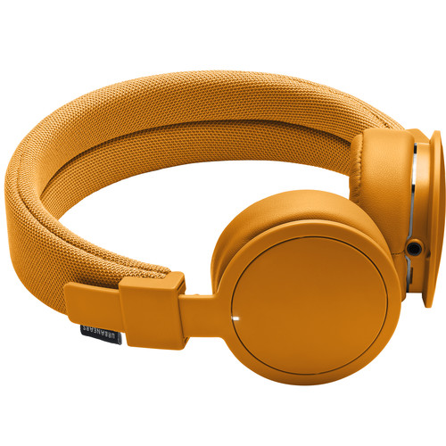 Urbanears Plattan ADV Bluetooth Wireless Headphones (Bonfire Orange)