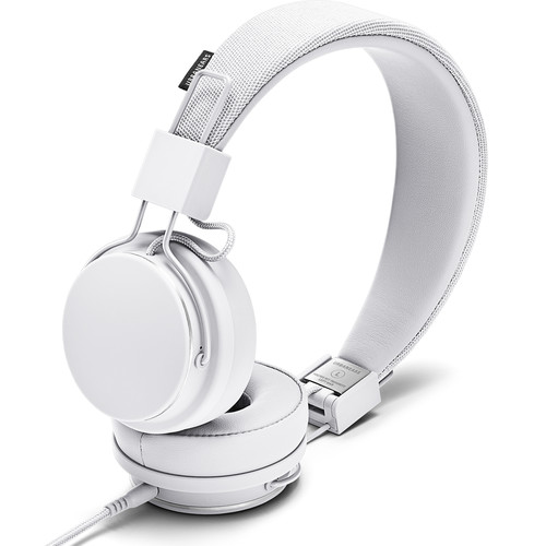 Urbanears Plattan II On-Ear Headphones (True White)