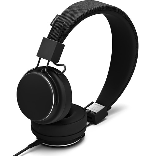 Urbanears Plattan II On-Ear Headphones (Black)