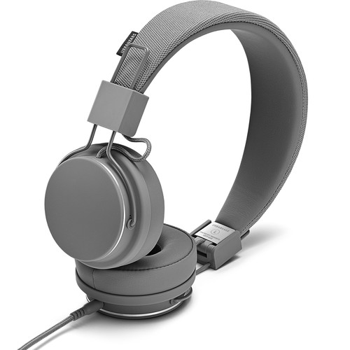 Urbanears Plattan II On-Ear Headphones (Dark Gray)