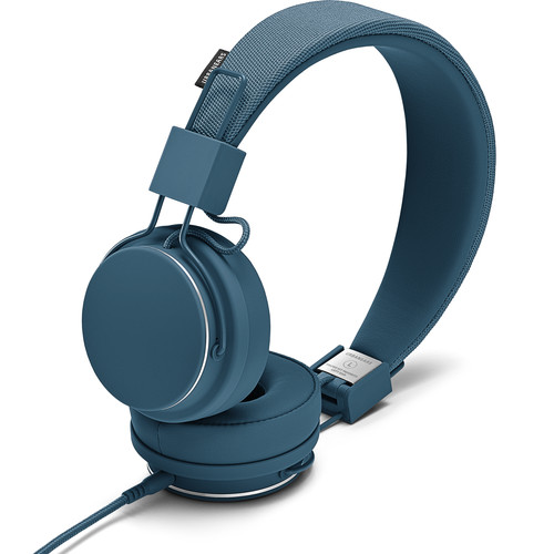 Urbanears Plattan II On-Ear Headphones (Indigo)
