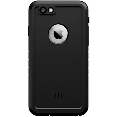 URGE Basics Waterproof Case for iPhone 6/6s (Black)