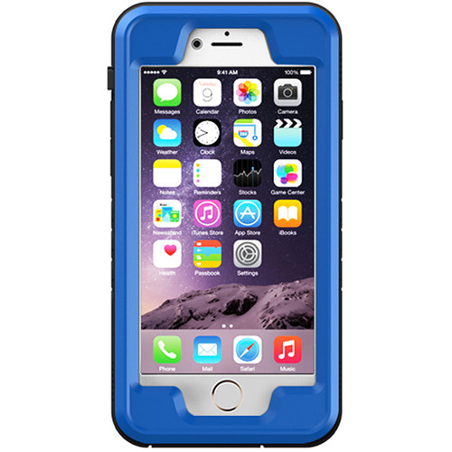URGE Basics Waterproof Case for iPhone 6/6s (Blue)