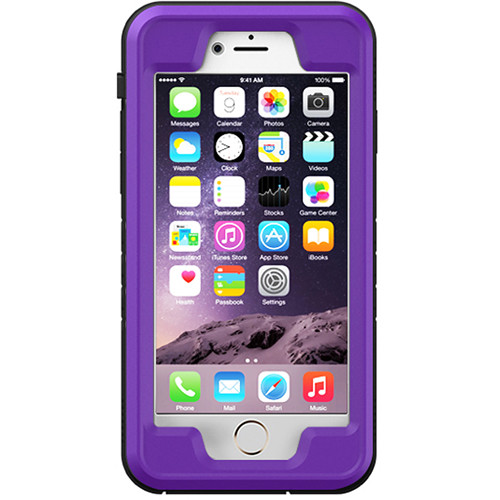 URGE Basics Waterproof Case for iPhone 6/6s (Purple)