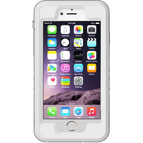 URGE Basics Waterproof Case for iPhone 6/6s (White)