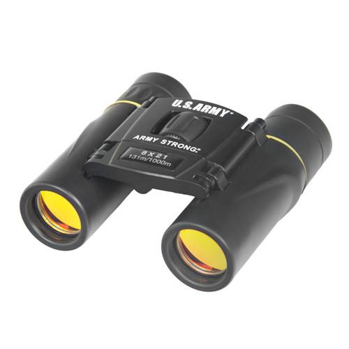 US ARMY 8x21 Compact Binoculars