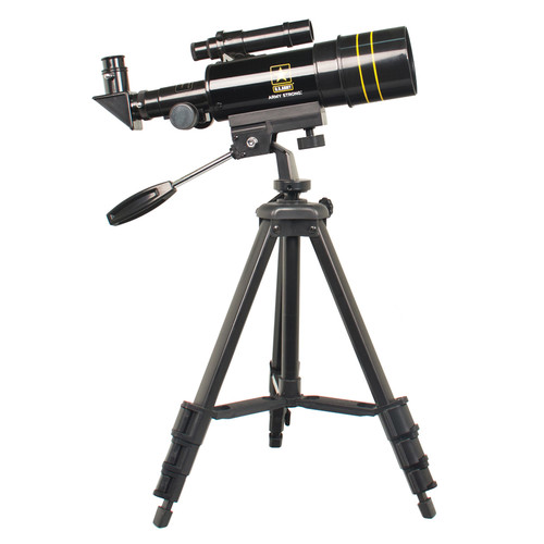 US ARMY 60mm f/5 Refractor Telescope