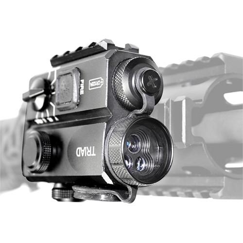 US NightVision Triad C1 Class 1 Green-IR Dual Beam Laser