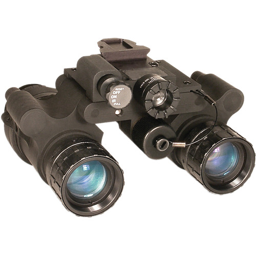 US NightVision 3rd Gen Pinnacle Night Vision Binocular with Headgear