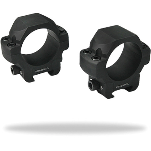 "US OPTICS Extra Low 30mm Windage Adjustable Rings (1.005"" Height)"