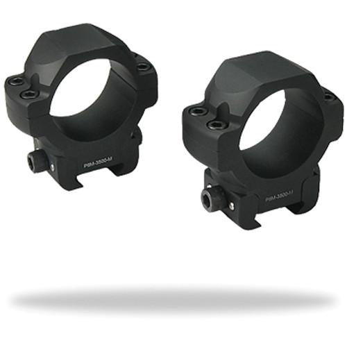 """US OPTICS Medium 30mm Windage Adjustable Rings (1.21"""" Height)"""