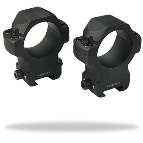 """US OPTICS Extra High 30mm Windage Adjustable Rings (1.515"""" Height)"""