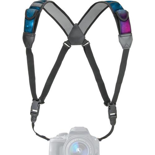 USA GEAR TrueSHOT Camera Harness Strap (Galaxy)