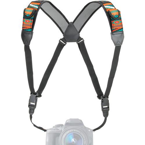 USA GEAR TrueSHOT Camera Harness Strap (Southwest)