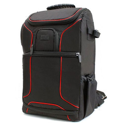 USA GEAR USA Gear S17 DSLR Camera Backpack (Red)