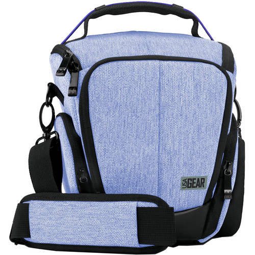 USA GEAR UTL DSLR Camera Case (Blue)