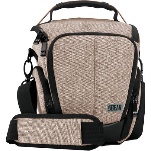 USA GEAR UTL DSLR Camera Case (Brown)