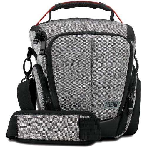 USA GEAR UTL DSLR Camera Case (Gray)