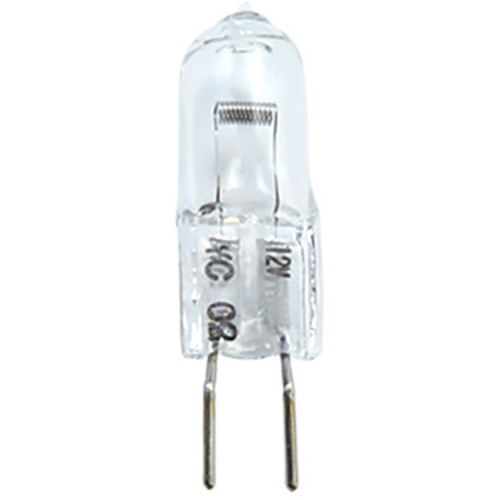 Ushio JC-GY6.35 Single-Ended Quartz Halogen Lightbulb (50W, 12V)