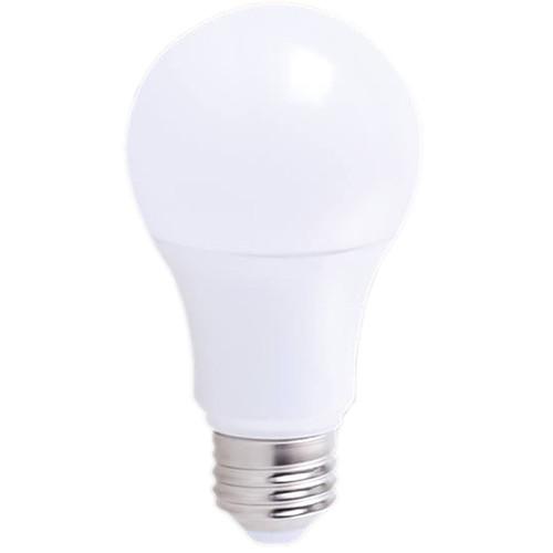 Ushio Utopia 3-LED 9W A19 Light Bulb (Soft White, 2700K)