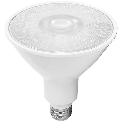 Ushio Uphoria Pro Gold LED 18W Soft White Flood Light, PAR38