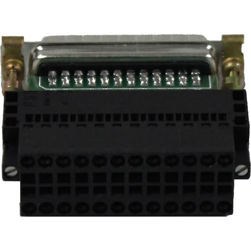 Utah Scientific 8-Connector Single Channel Audio Breakout Adapter for UTAH-100/UDS