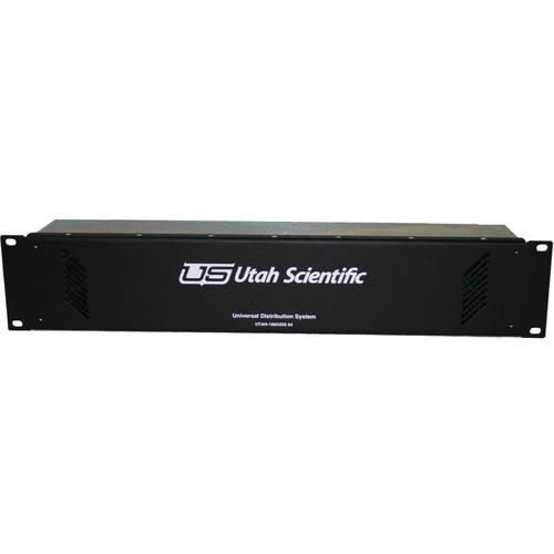 Utah Scientific UTAH-100/UDS 64-Frame with Built-In Web Browser & Inline Power Supply (2 RU)