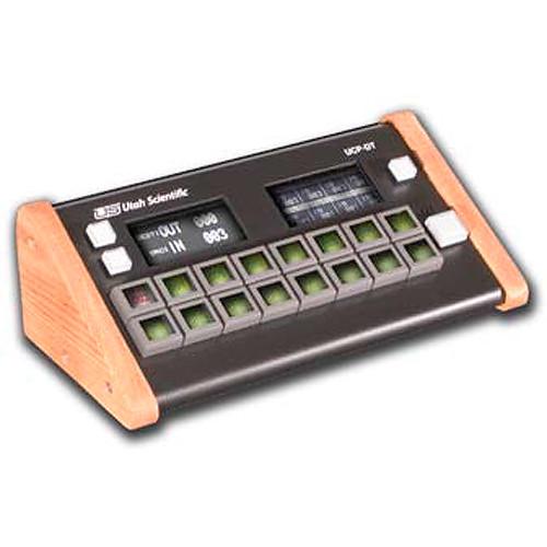 Utah Scientific Desktop Multi-Mode Full Matrix X-Y Control Panel with 20-Button Keypad