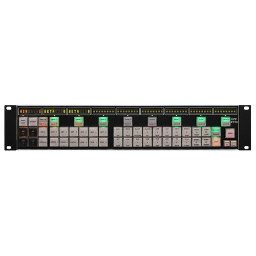 Utah Scientific UCP Full Matrix X-Y Control Panel with 15 Assignable & Scroll Buttons