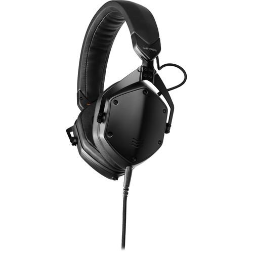 V-MODA M-200 Over-Ear Studio Headphones (Black)