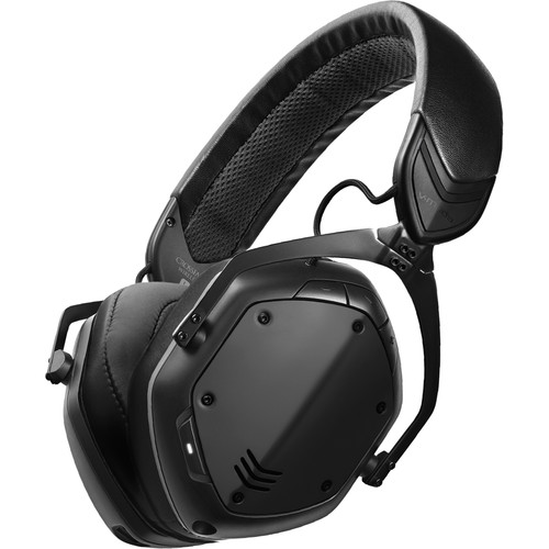 V-MODA Crossfade 2 Wireless Headphones (Matte Black)