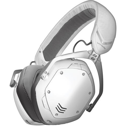 V-MODA Crossfade 2 Wireless Headphones (Matte White)
