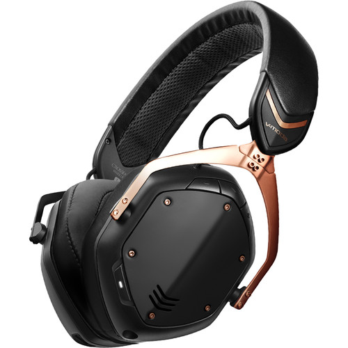 V-MODA Crossfade 2 Wireless Headphones (Rose Gold)