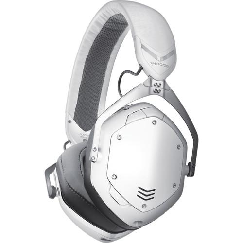 V-MODA Crossfade 2 Wireless Codex Edition Headphones (White)