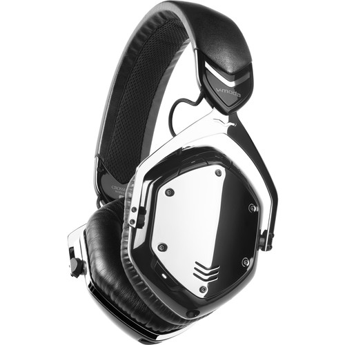 V-MODA Crossfade Wireless Headphones (Chrome)