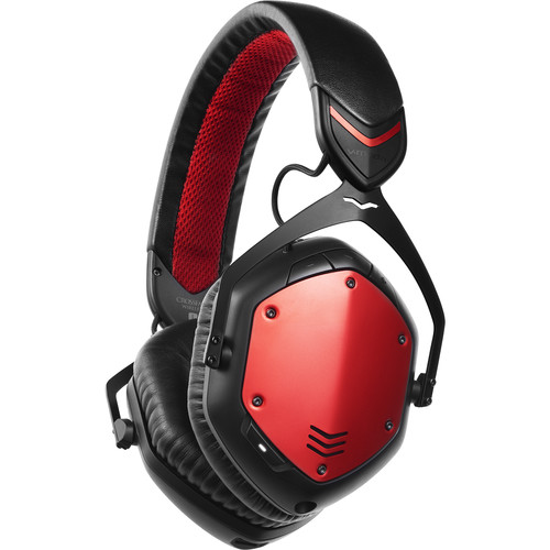 V-MODA Crossfade Wireless Headphones (Rouge)