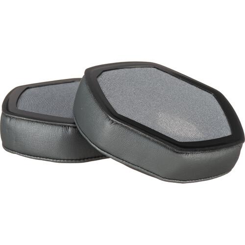 V-MODA XL Memory Cushions for Crossfade Wireless, M-100, LP, and LP2 Headphones (Pair, Gray)