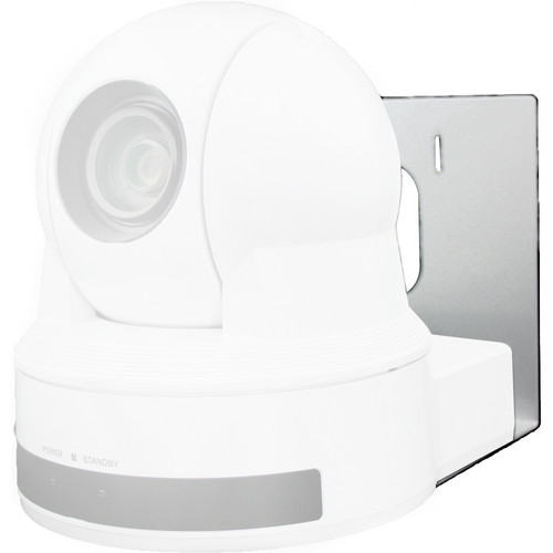 Vaddio Thin Profile Wall Mount Bracket (White)