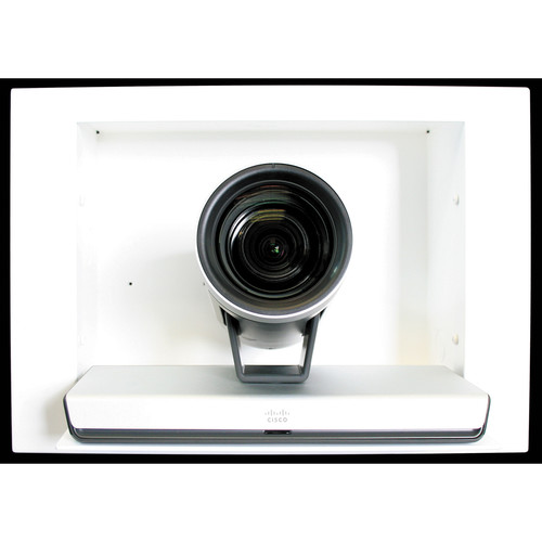 Vaddio In-Wall Enclosure for Cisco Precision 60 Camera