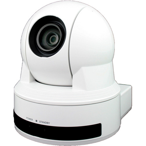 Vaddio Sony EVI-D80 SD PTZ Camera (NTSC, White)