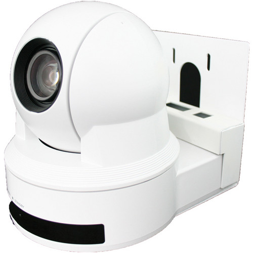 Vaddio WallVIEW Pan/Tilt/Zoom D90 Camera System (NTSC, White)