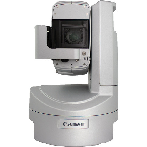 Vaddio Canon XU-81W HD Remote PTZ Indoor/Outdoor Single-CMOS Camera System with Wiper (NTSC & PAL)