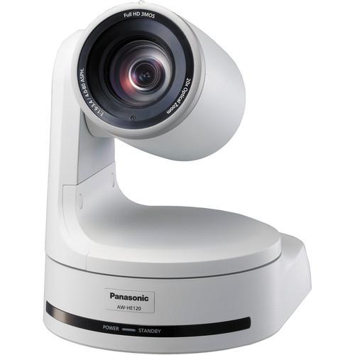 Vaddio Panasonic AW-HE120 PTZ Camera (White)