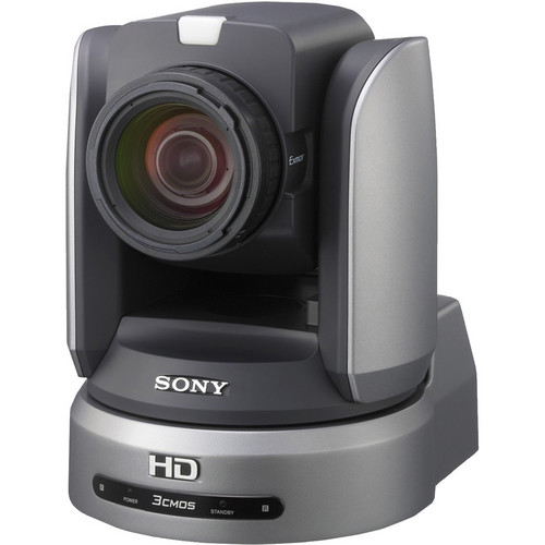 "Vaddio SONY BRC-H900 1/2"" HD 3CMOS Remote PTZ Camera"
