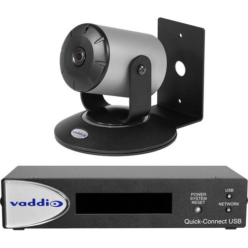 Vaddio WideSHOT SE QUSB IP Camera System
