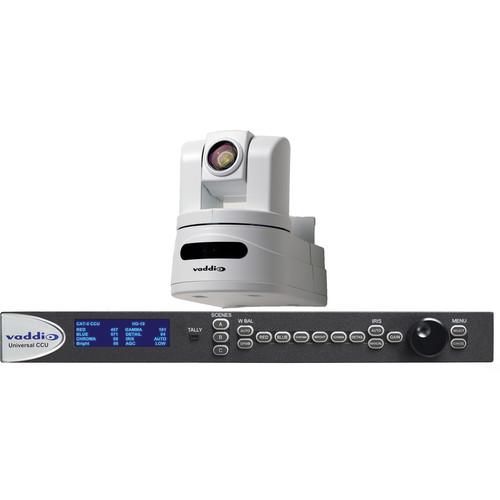 Vaddio WallVIEW CCU HD-19W CAT-5 High Definition PTZ Camera & Control System
