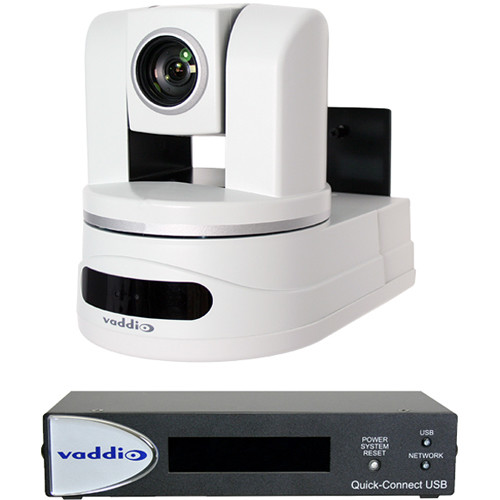 Vaddio WallVIEW HD-22 QUSB Camera System